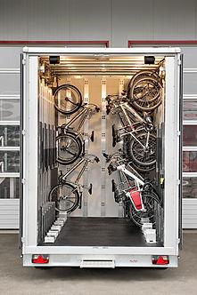 Kläsi Fahrradtransportanhänger