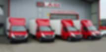 Schöni Transporte Kofferaufbauten Kläsi Fahrzeugbau AG