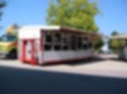 Zivilschutz Materialcontainer Kläsi Fahrzeugbau AG