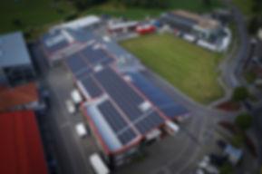 Kläsi Fahrzeugbau AG Amriswil Gebäude Im Vorland 1 8580 Amriswil