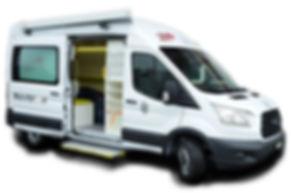 Samariter Fahrzeug Weinfelden Innenausbau Kläsi Fahrzeugbau