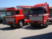 Oldtimersanierung Scania LKW Rost Reparaturwerkstatt Ostschweiz Amriswil Thurgau Kläsi Fahrzeugbau AG