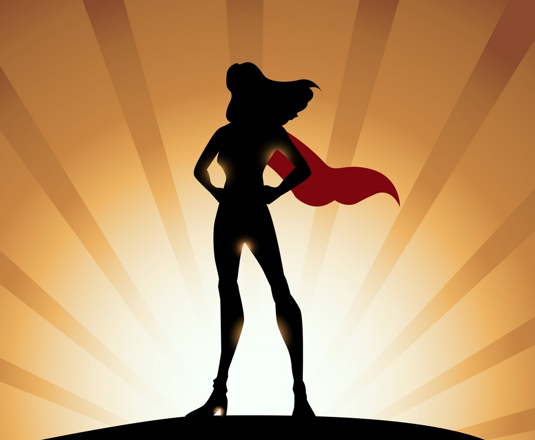 I AM THE SUPERHERO OF MY OWN LIFE | Anna Rohrbough Empower your ...