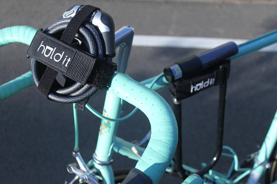 huldit bicycle lock holder. Black Bedroom Furniture Sets. Home Design Ideas