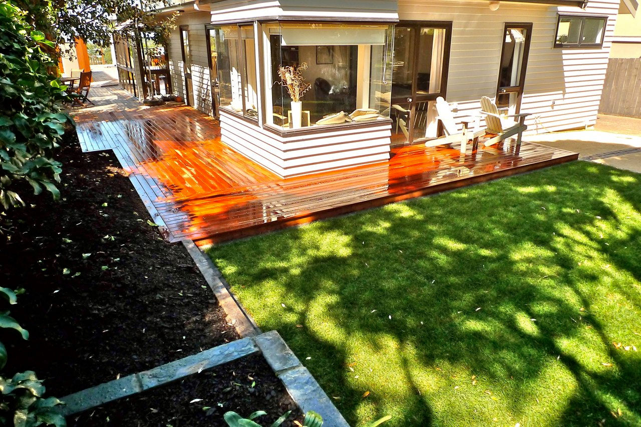 L 39 abri scapes ltd auckland nz structural landscaping and for Auckland landscaping services