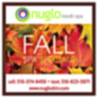FALL SPECIALS at nu glo!