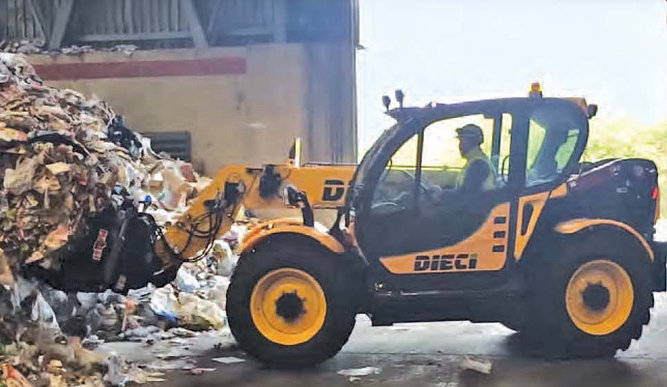 machineserve | Dieci Waste Manager 65.8