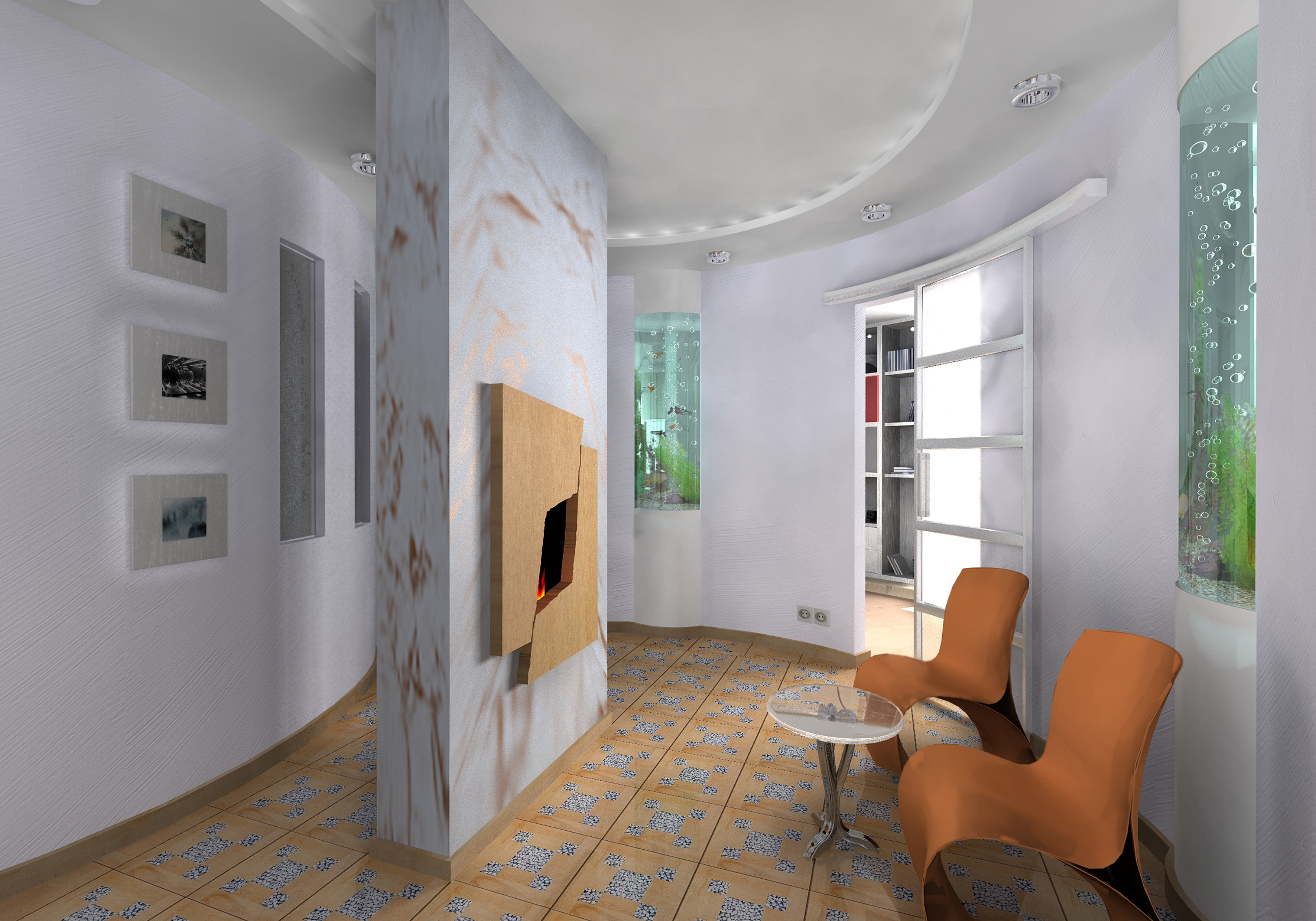 Дизайн квартир старой планировки