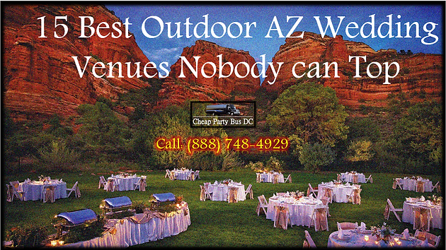 Are You Looking For The All In One Arizona Wedding Venue It Will Be Much Easier Your Guests If Decide To Select A Where Can Have