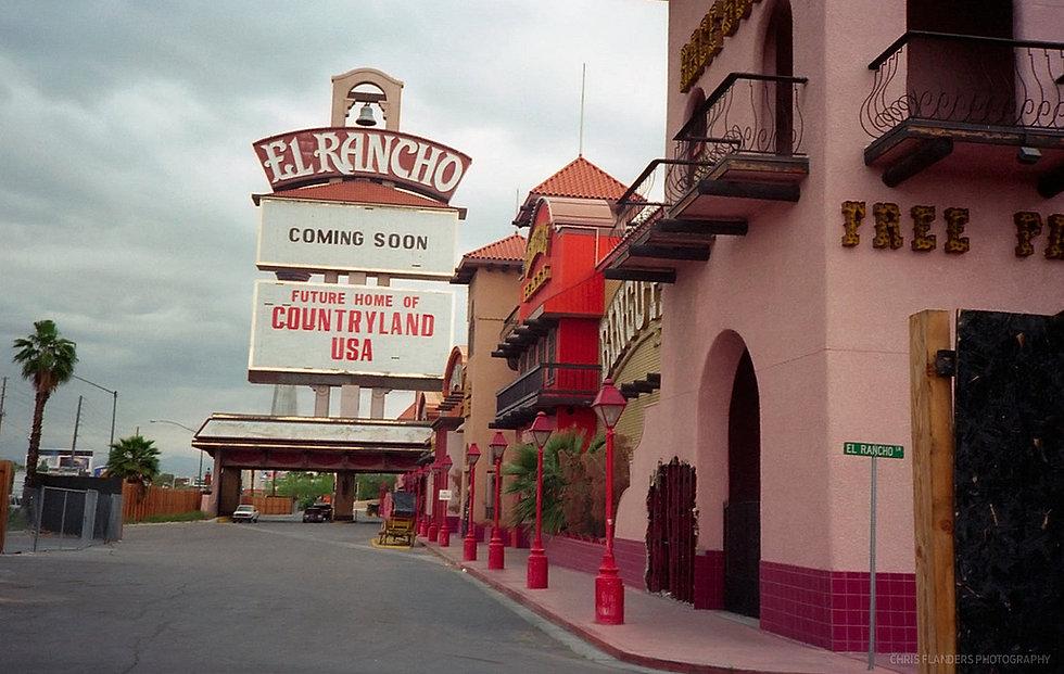El Rio Hotel In Las Vegas