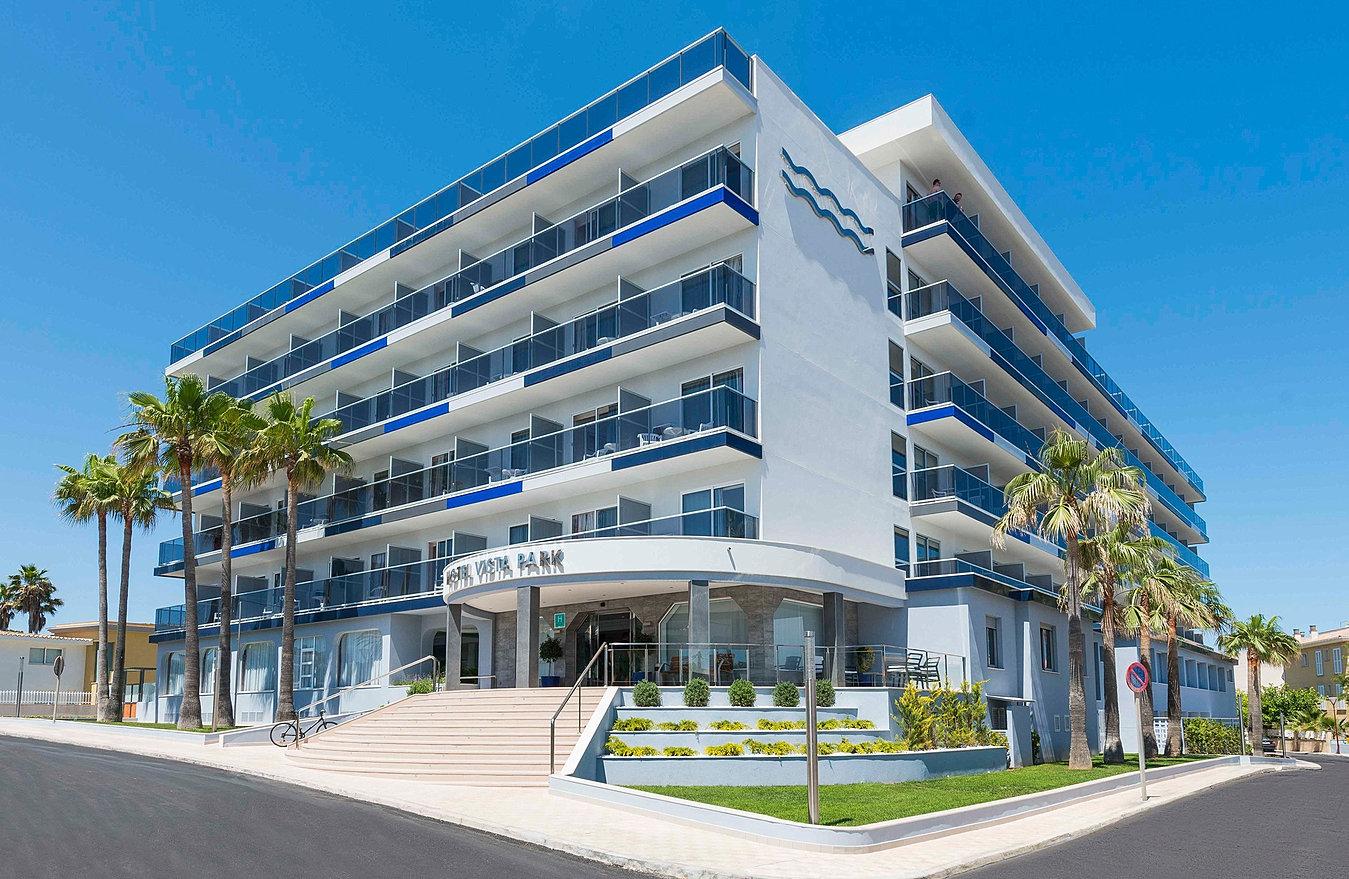 Hotel Amp Apartamentos Vista Park Can Picafort Mallorca