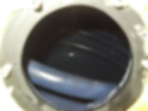 Calorifier (Water Heater) Internal after Descale