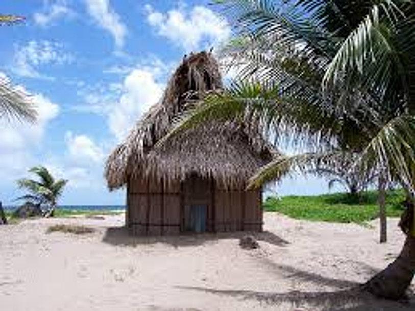 garifuna hut