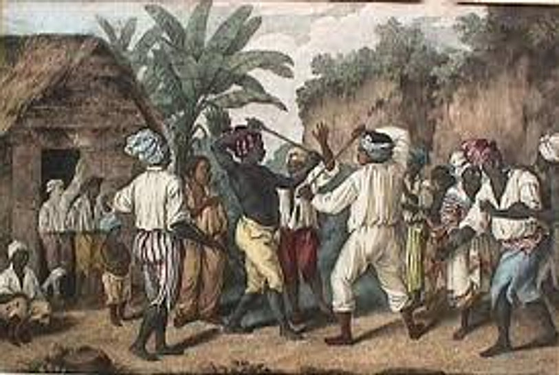 painting of mokko people