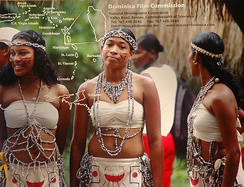 kalinago-indians