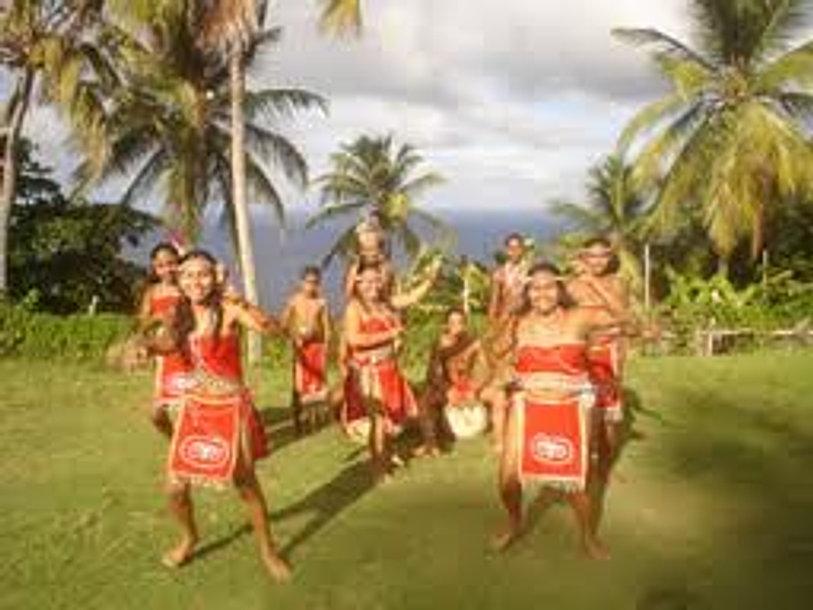 kalinago dancers