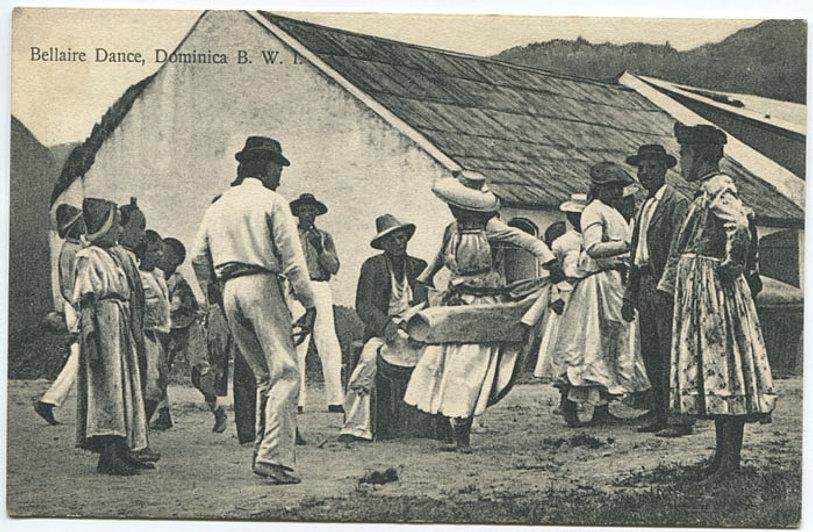 Dominica belaire