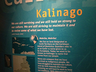 kalinago territory