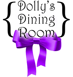 Dolly Dining Room Doll Food