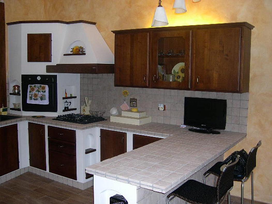 Cucina In Muratura Costo Al Metro. Cucina Esempi Di Preventivo E ...