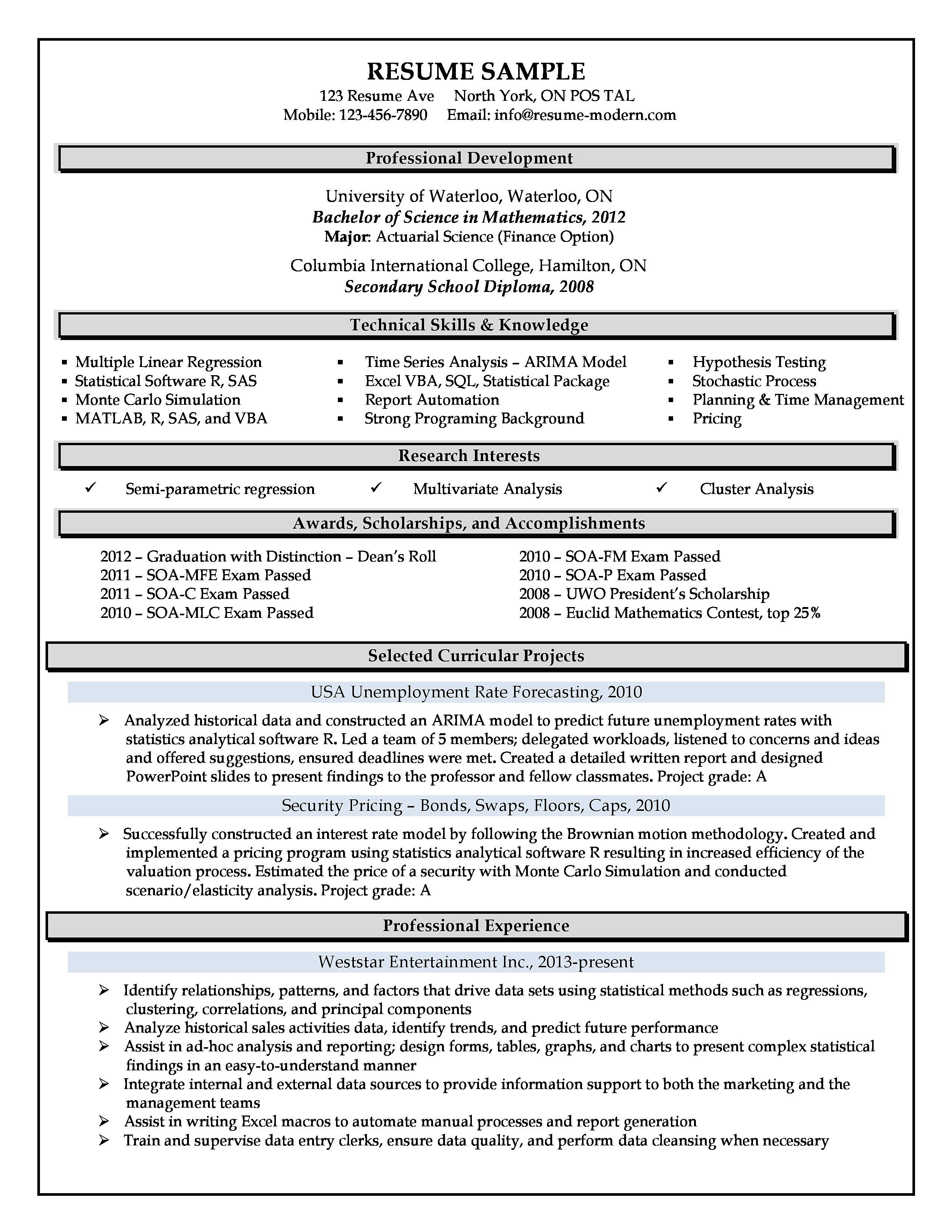resume modern resume writing service by phds