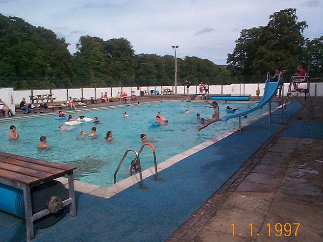 Stanhope Pool