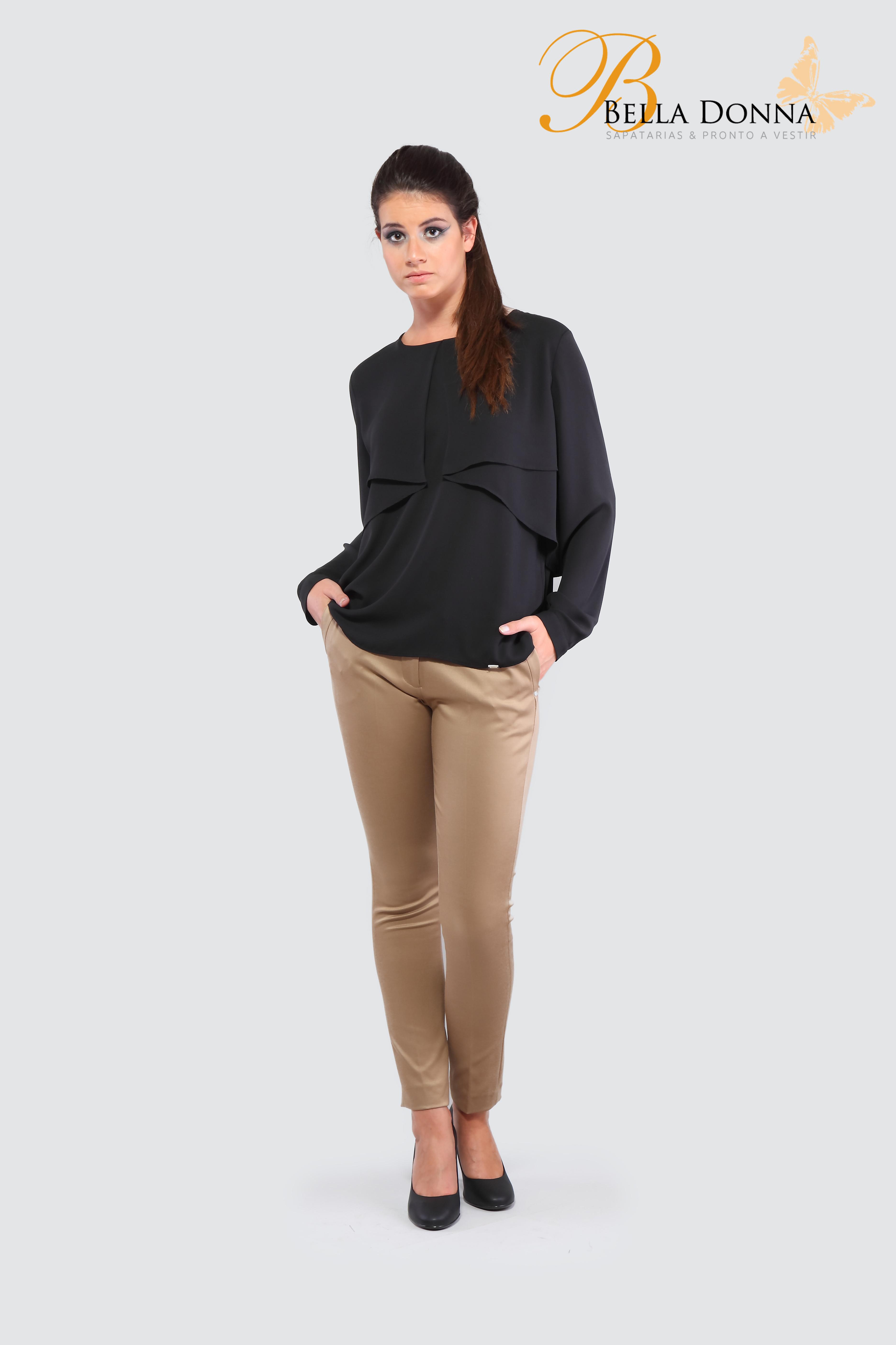 lojasbelladonna : Blusa Black Ferrache