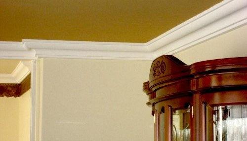 Micyc mantenimiento integral de casas y comercios - Molduras de madera decorativas ...