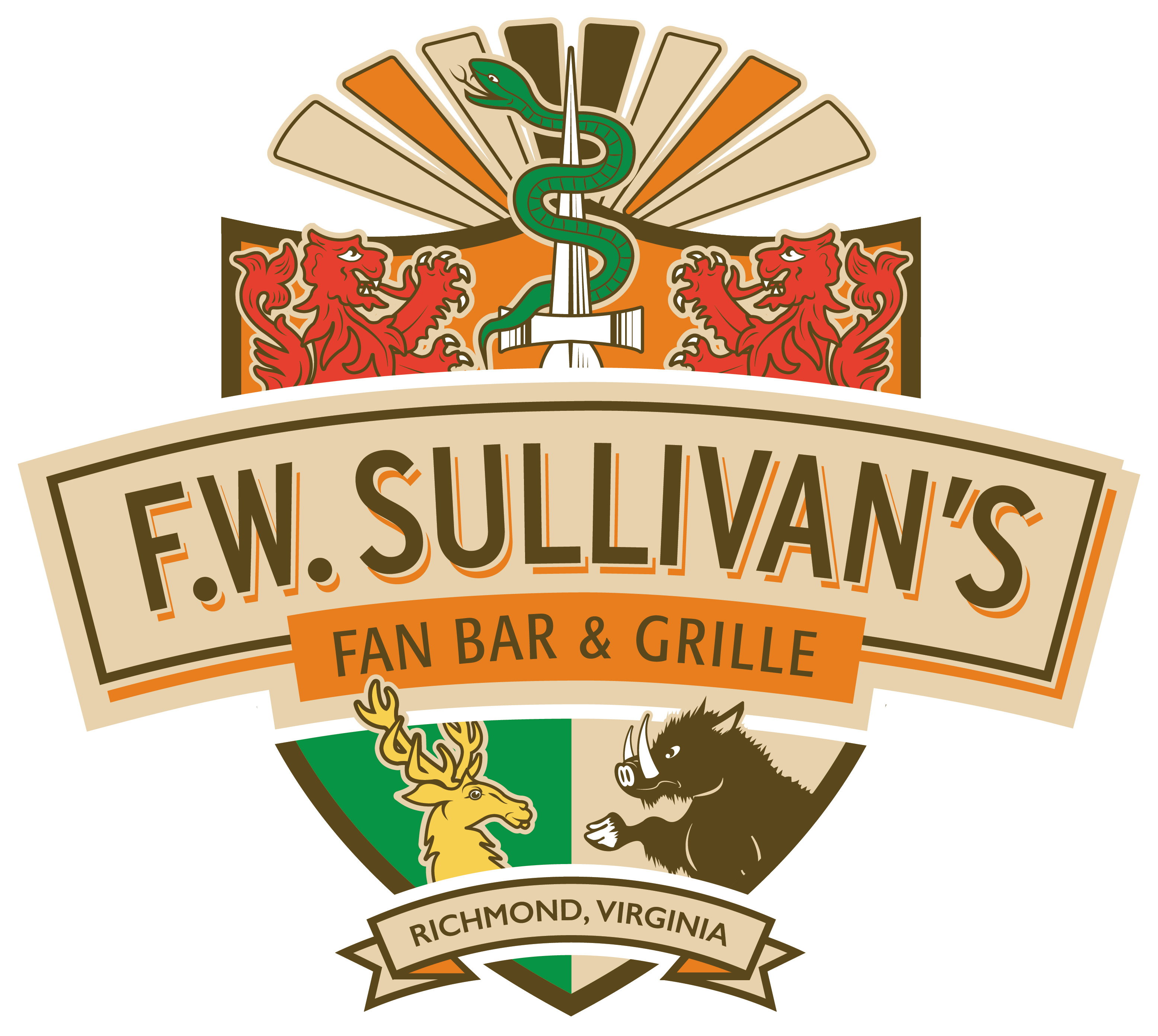 F.W. Sullivan\'s - BEER LIST
