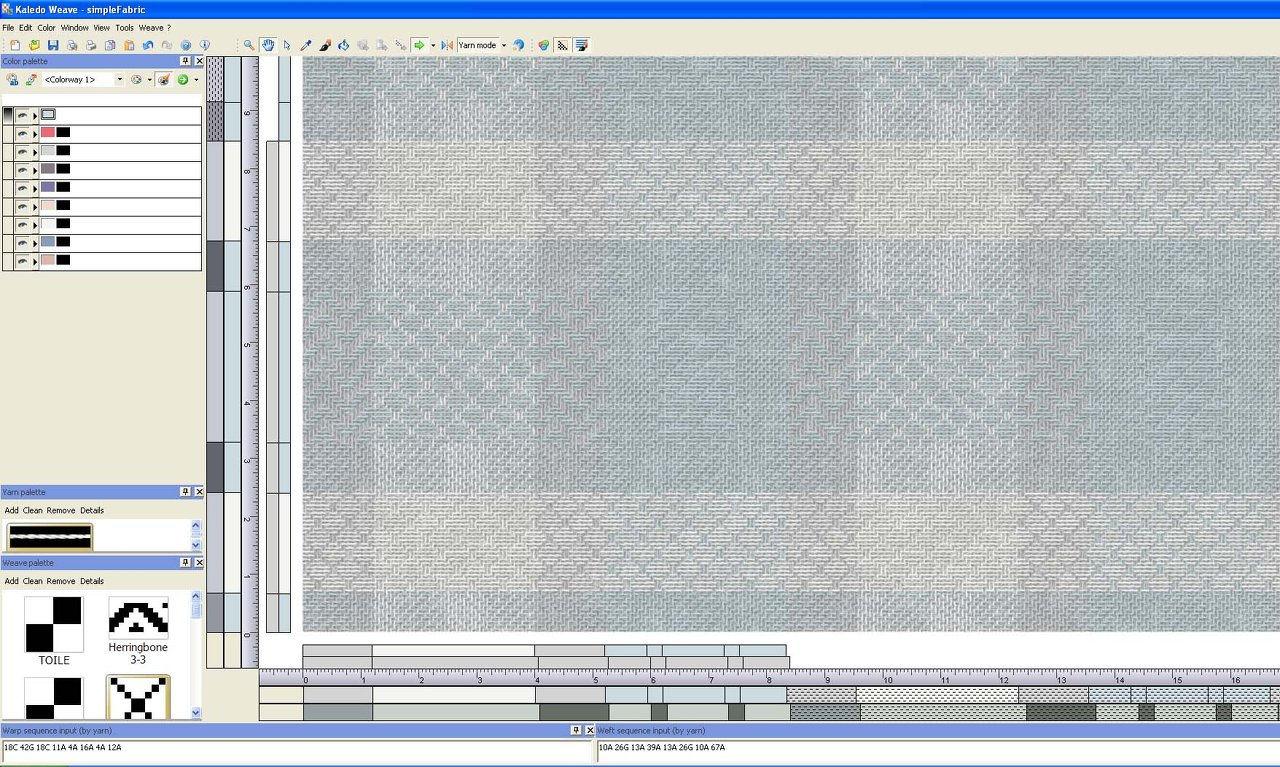 Kaledo Textile Design Software