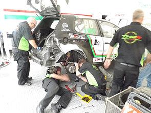 THM Racing - Crash Damage Repairs