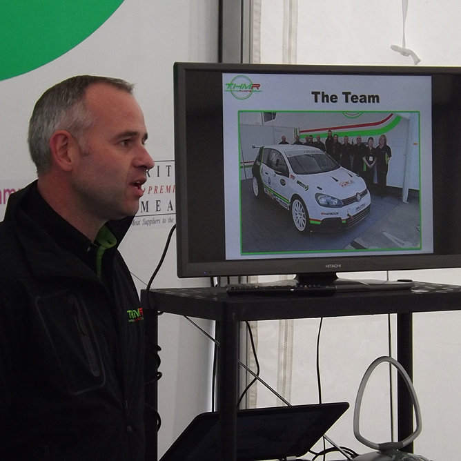 THM Racing - VIP Guest Presentations