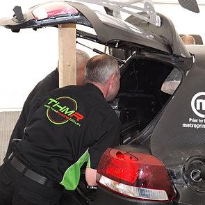THM Racing - URGENT Crash Repairs
