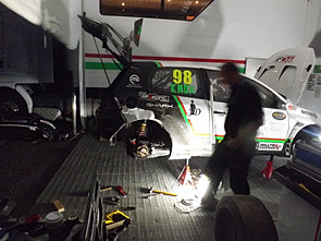 THM Racing - Late Night Crash Repair