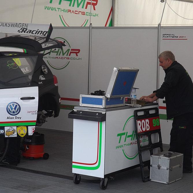 THM racing - Car Set Up