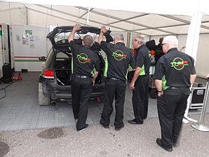 THM Racing - Crash Damage Checks
