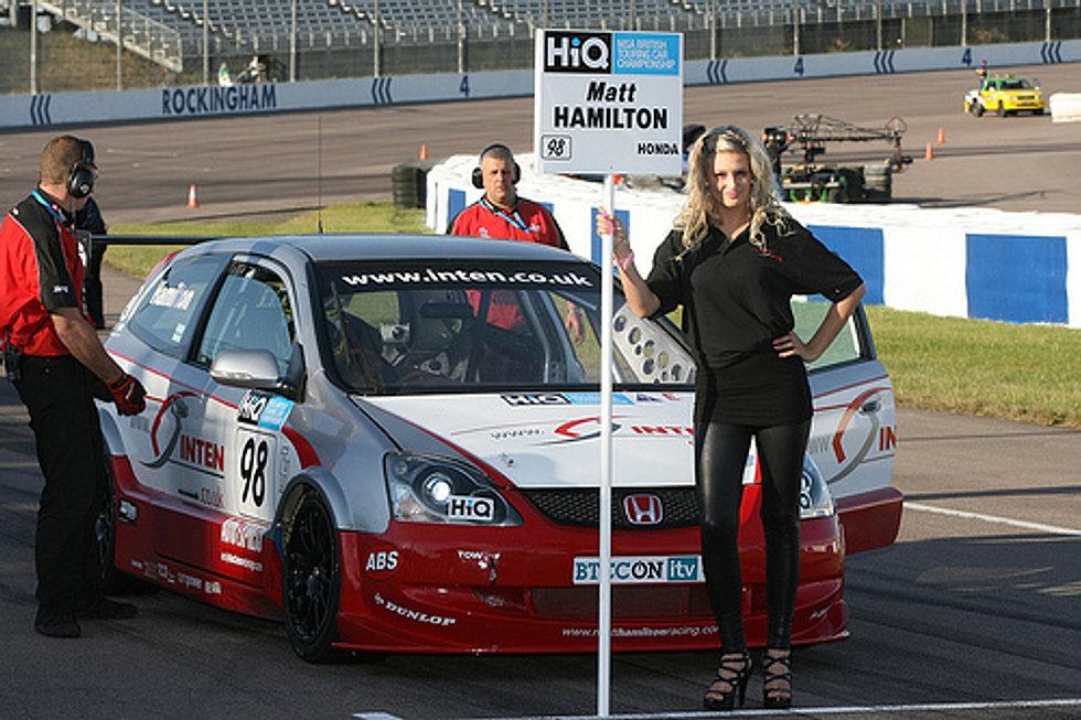 THM Racing - Matt Hamilton