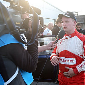 THM Racing - TV Interviews