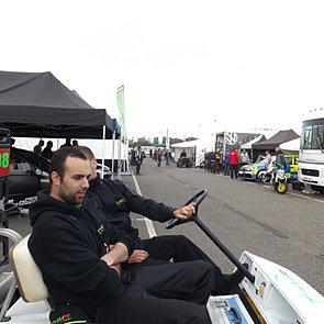 THM Racing - Getting Ready!