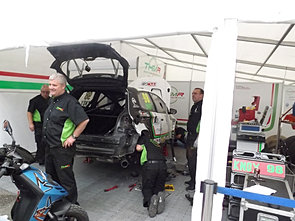 THM Racing - Frantic Crash Repairs