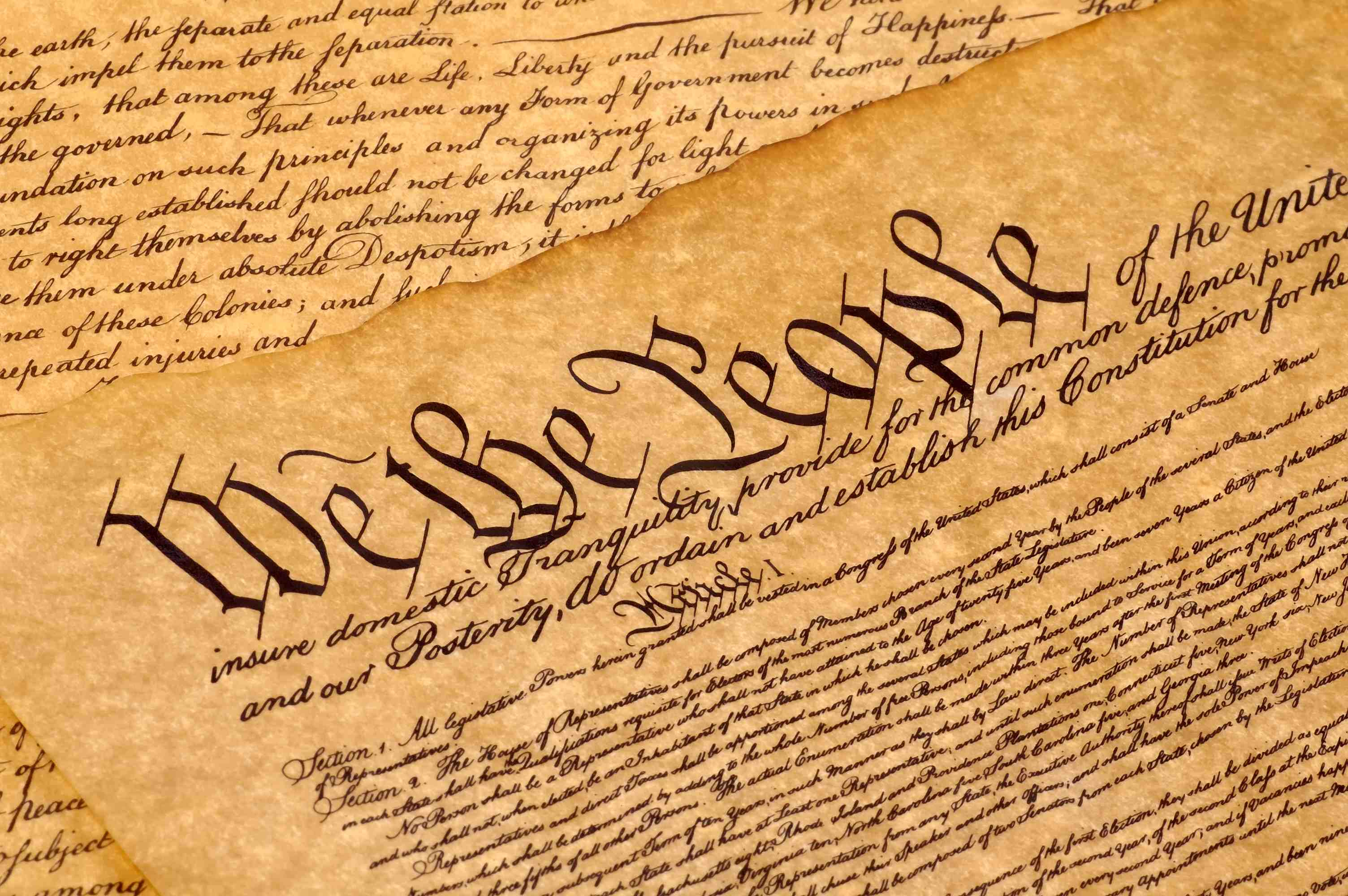 the importance of the declaration of independence the the importance of the declaration of independence the constitution and the bill of rights