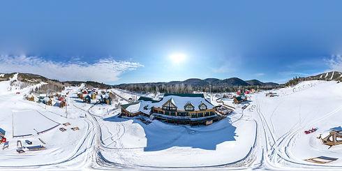 Village de chalets _ Explo Terra 2021.jp