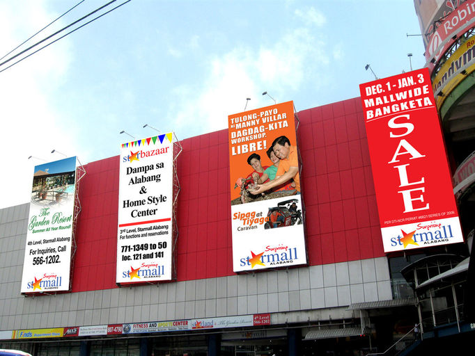STARMALL BILLBOARDS