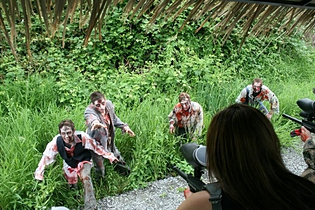 Zombie Safari скачать торрент - фото 9