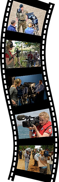 freelance camera operator, video editor and cameraman rates & charges