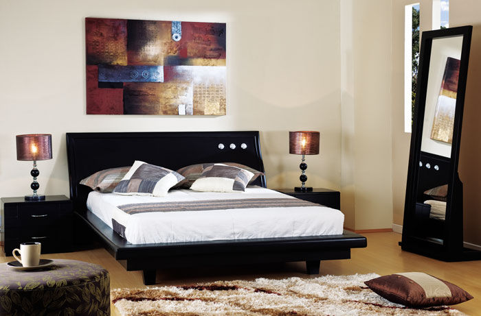 Muebles en madera maciza for Muebles namar