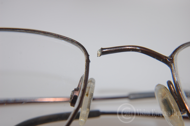 Eyeglass Metal Frame Repair : Metal Frame Broken Frame Body Vision Eyeglass Repair ...
