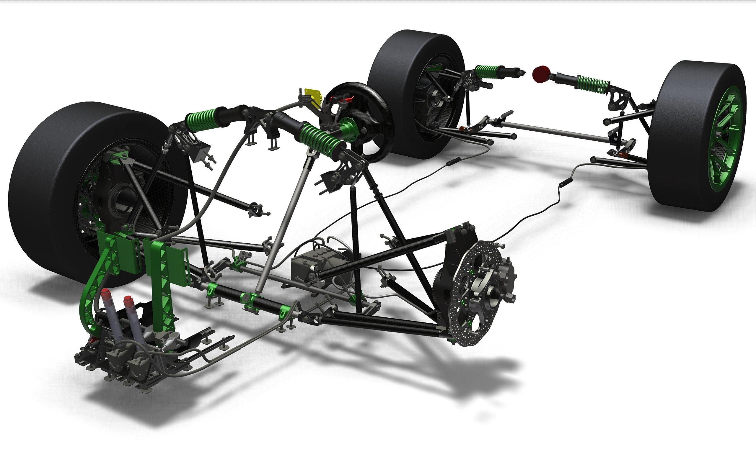 Formula  Cars In