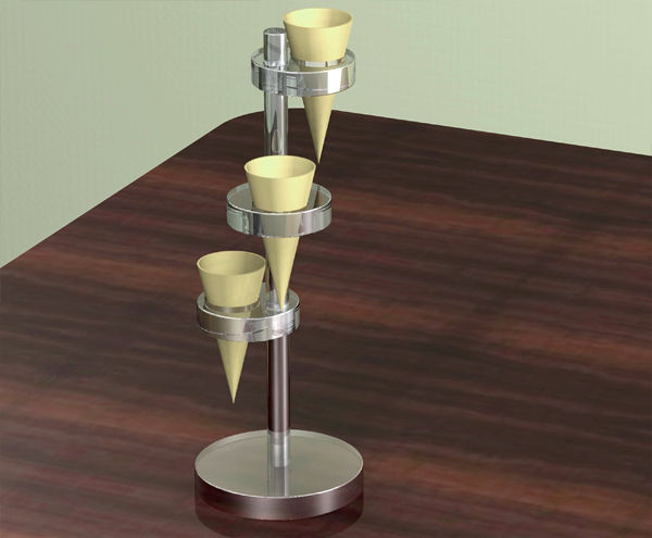 Make fabulous bespoke products tea and cake stands for Bespoke canape trays