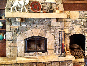 Wrights Fireplace Stove And Outdoor Grill Projects In Wnc
